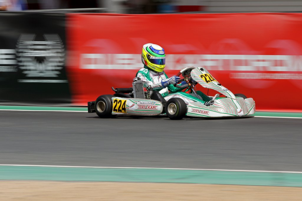 kart over dubai